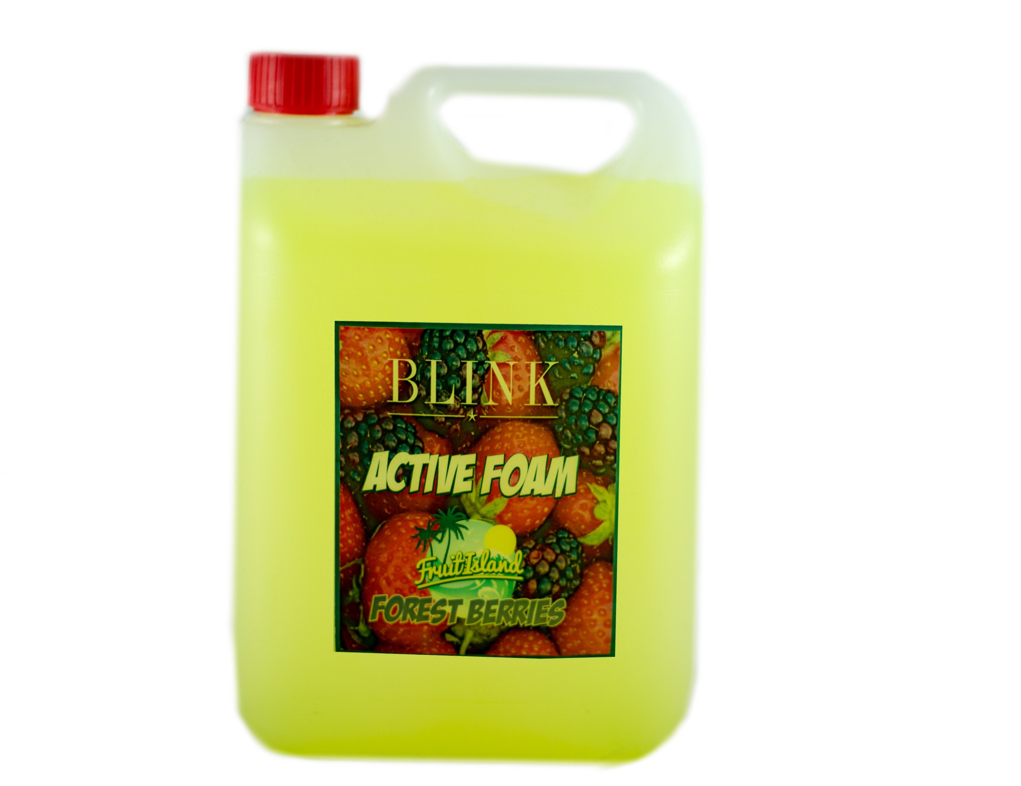 Blink Active Foam Forest Berries 5L