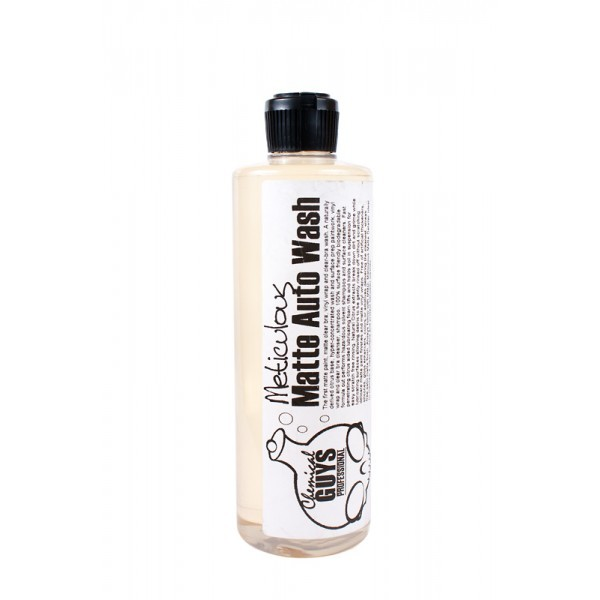 Szampon Chemical Guys Meticulous Matte Auto Wash