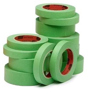Colad Taśma maskująca zielona 25mm