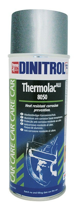 Dinitrol Thermolac ALU 8050 400ml