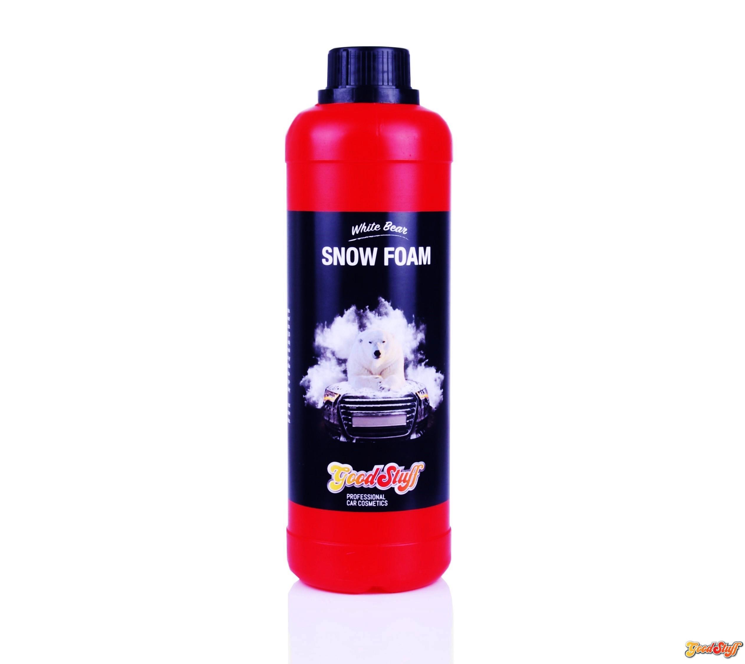 Good Stuff White Bear Snow Foam 1L