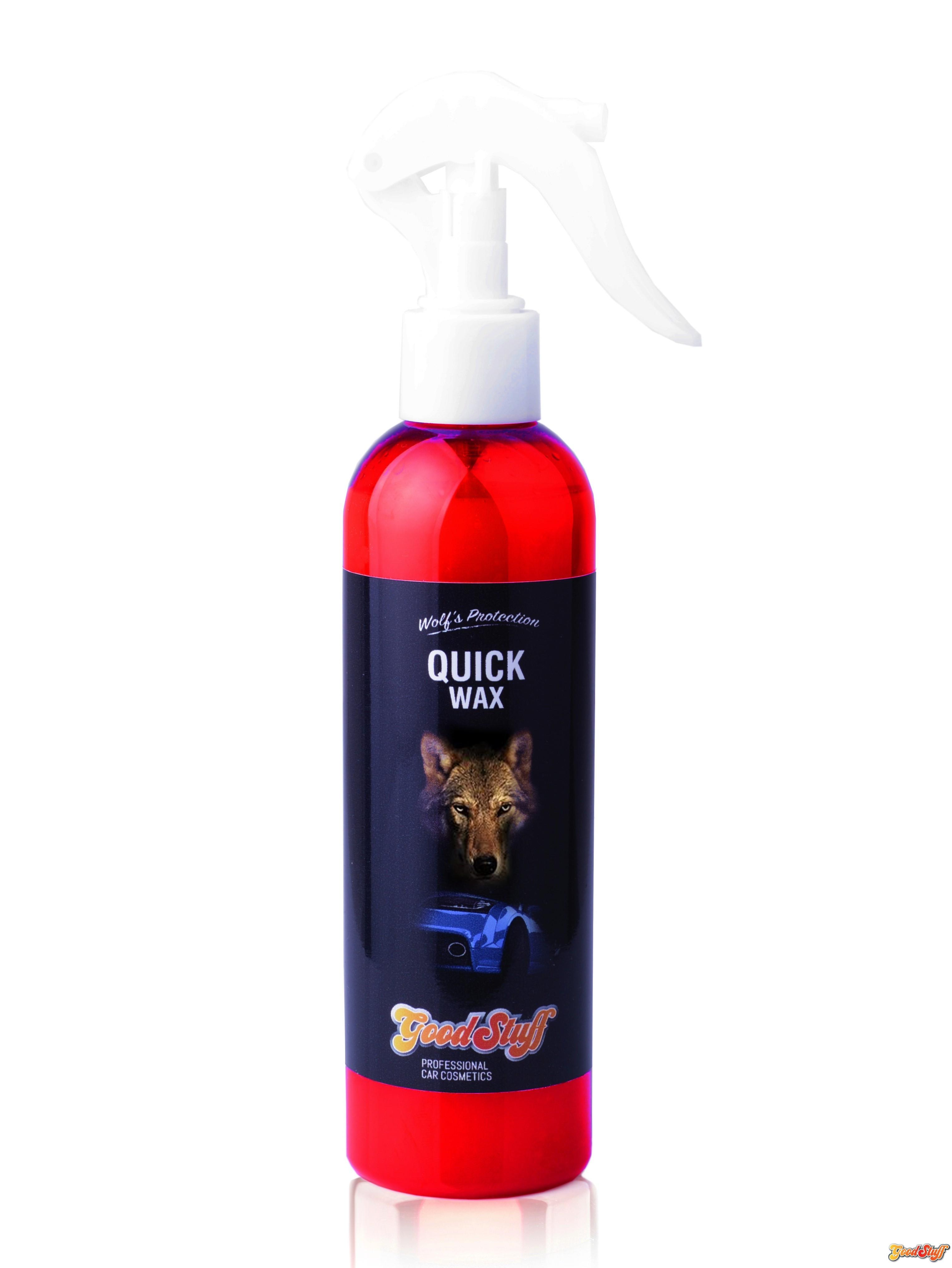 Good Stuff Wolf's Protection Quick Wax 250 ml
