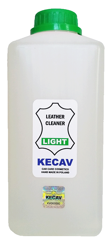 Kecav Leather Cleaner Light 1L