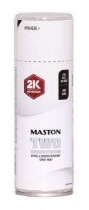 Maston Two 2K Spray Lakier Biały Połysk 400ml
