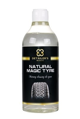 Detailer's Magic Natural Tyre Magic 500ml