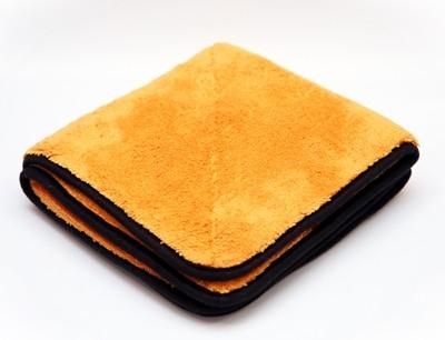 Mikrofibra Orange Plush 40x40cm
