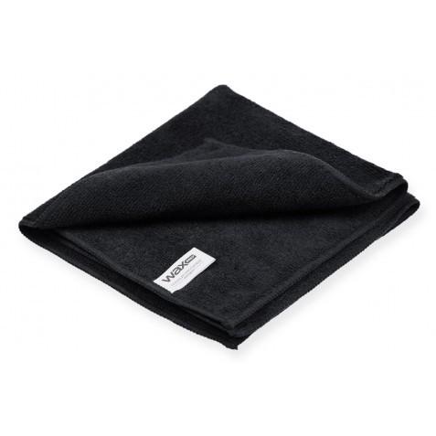 WaxPRO Premium Black Microfiber 40x40cm