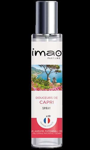 Scentway VAPO Douceurs De Capri