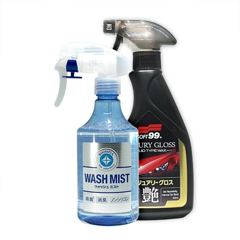 Soft99 Wash Mist i Luxury Gloss