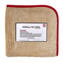 Fireball Pin Towel Red 72x95cm Ręcznik do osuszania