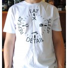 "Detailing Mafia T-Shirt ""Eat Sleep Detail Repeat"""