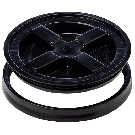 Meguiar's Gamma Seal Lid - Czarny