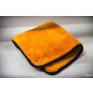 Orange Plush 40x40cm Mikrofibra do wosku