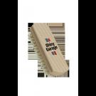 Shiny Garage Szczoteczka do czyszczenia tapicerki skórzanej