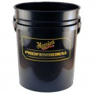 Meguiar's Professional Wash Bucket Black