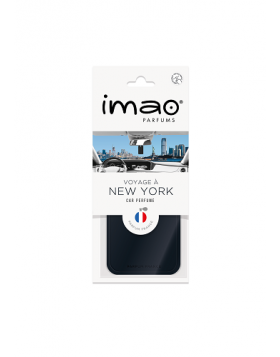 Scentway IMAO Voyage a New York