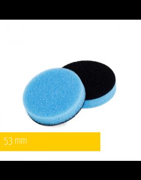 NAT Niebieska Twarda gąbka polerska 50mm