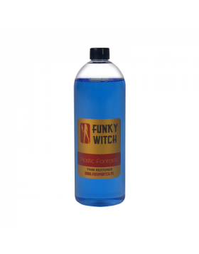 Funky Witch Plastic Fantastic Trim Restorer 500ml