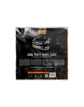 ADBL Puffy Towel Light 41x41cm 600GSM
