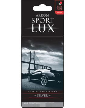 Areon Sport Lux Silver Zawieszka zapachowa