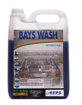 Daerg Chimica Bays Wash Piana Aktywna 5kg