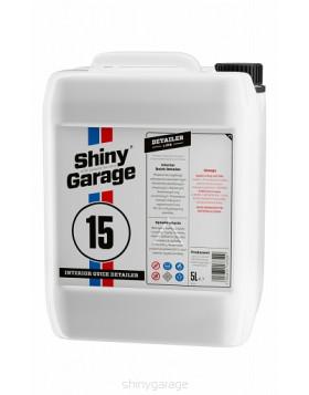 Shiny Garage Interior Quick Detailer 5L