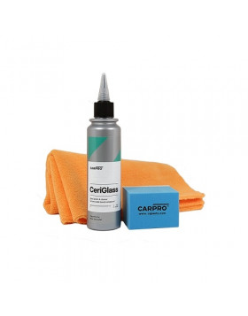 Car Pro CeriGlass Polish KIT 150ml