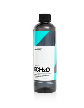 Car Pro EcH2O 500ml Waterless Wash & Quick Detailer
