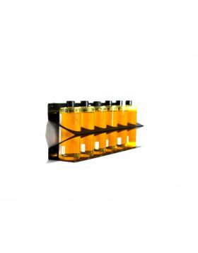 Poka Premium Uchwyt na butelki o pojemności do 0,5l