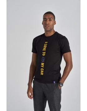 GYEON T-Shirt Black M