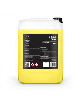 CleanTech Citrus Foam 25L