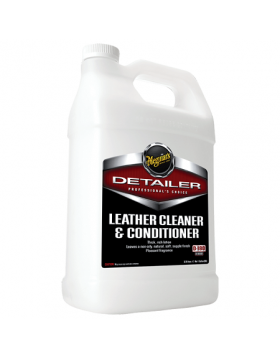 Meguiar's Leather Cleaner & Conditioner 3,8L
