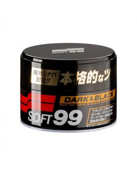 Soft99 Dark & Black Wax 350g