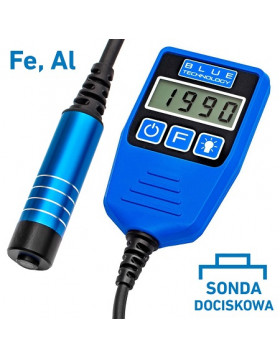 Blue Technology Miernik lakieru DX-13-S-AL