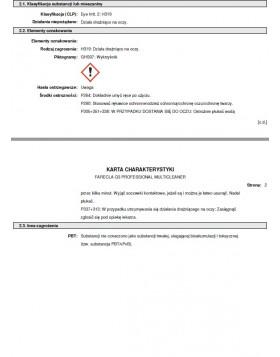 Farecla G3 Professional Multicleaner 500ml
