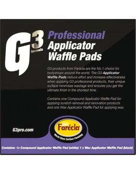 Farecla G3 Applicator Waffle Pads