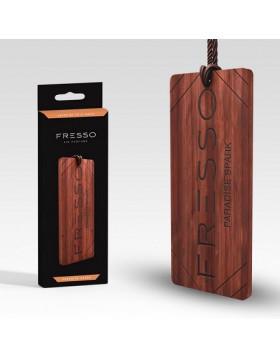 Fresso Paradise Spark drewniana zawieszka