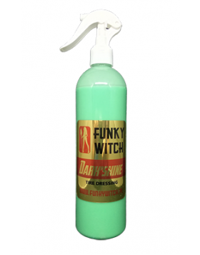 Funky Witch Dark'Shine Tire Dressing 215ml
