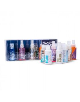 GYEON Q2M Wash&Clean Set 9x80ml