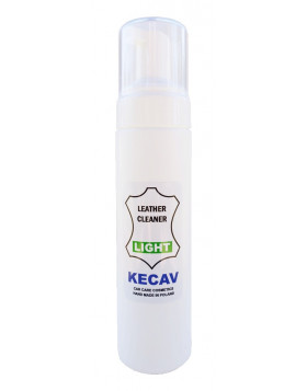 Kecav Leather Cleaner Light
