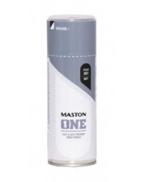 Maston One Spray Podkład Szary 400ml