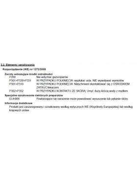 Polytop Mattlack Langzeitversiegelung 500ml