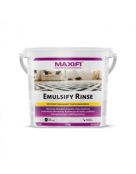 Maxifi Emulsify Rinse 2kg