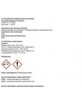Maxifi Emulsify Rinse 500g