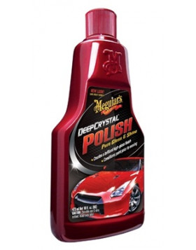 Meguiar's Deep Crystal Polish 473ml