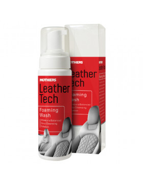 Mothers Foaming Wash Leather Cleaner