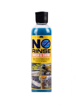 Optimum No Rinse Wash & Shine 236ml Szampon