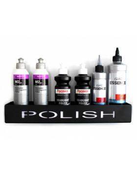 Poka Premium Wieszak korytko POLISH 40cm