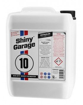 Shiny Garage Bug Off Insect Remover 5L