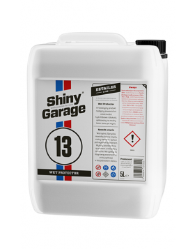 Shiny Garage Wet Protector NEW 5L